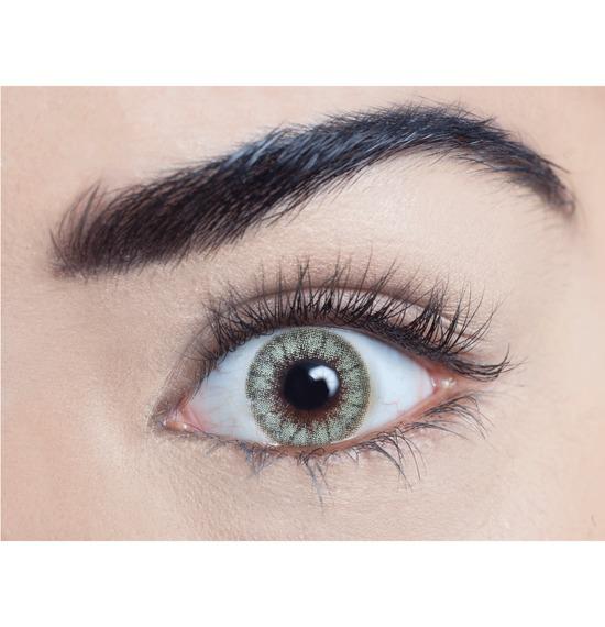 Coral Green Contact Lenses