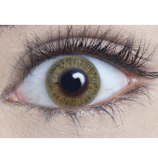 Light Hazel Contact Lenses