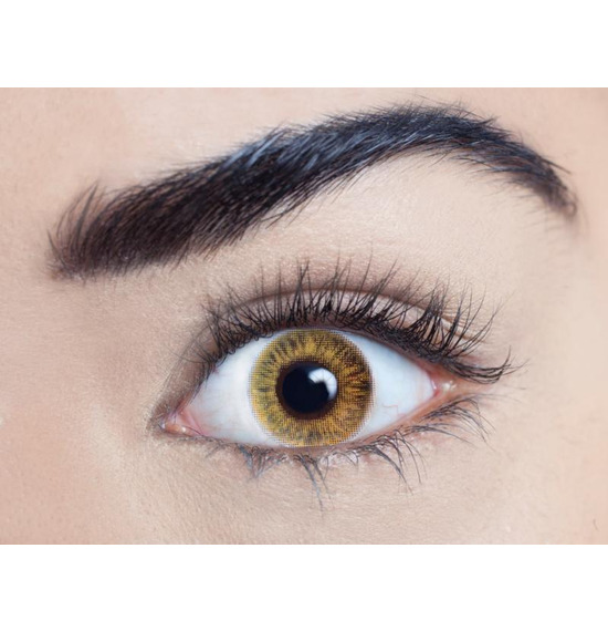 Oak Brown Contact Lenses
