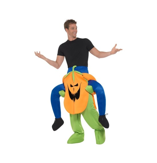 Piggyback Pumpkin Costume by Smiffys