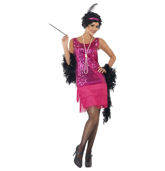 Fun Time Flapper Costume