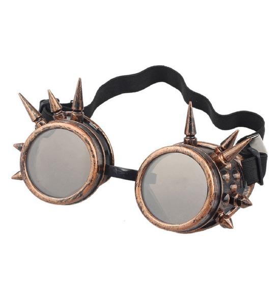 Bronze Spike Goggles
