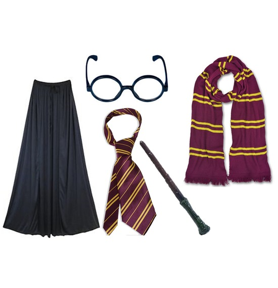 Wizard School Boy Set