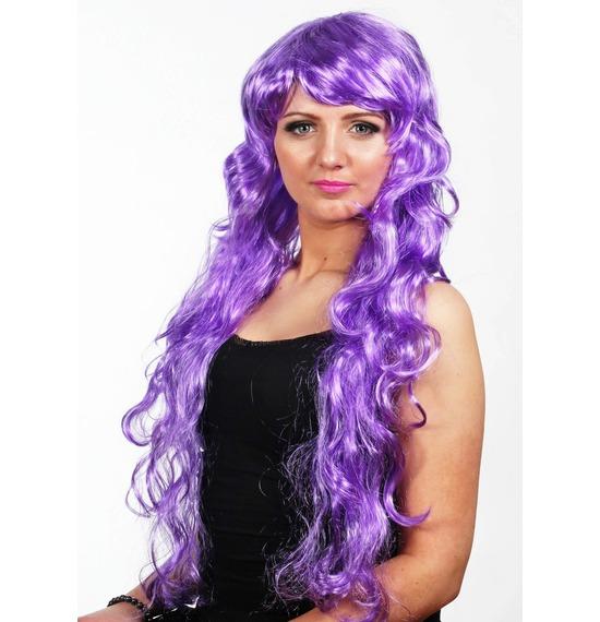 Lilac Wavy Wig