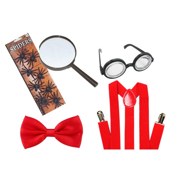 Mad Scientist World Book Day Set