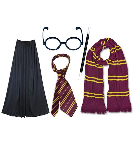 Wizard School Boy Set #2