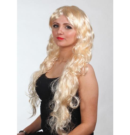 Blonde Wavy Wig
