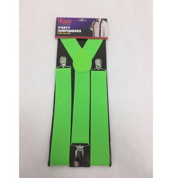 Light Green Suspenders