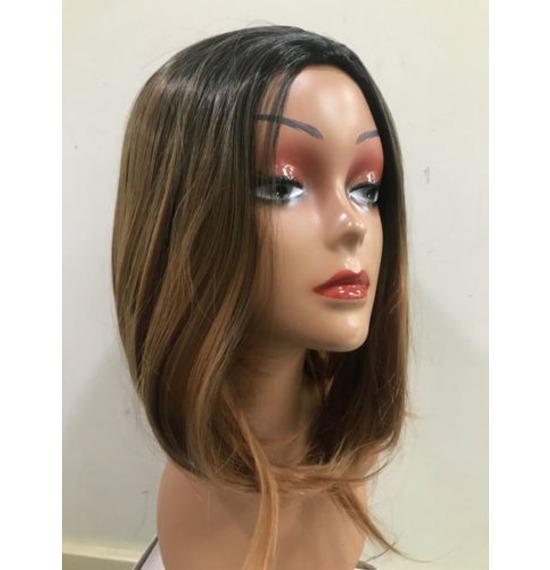 Black & Brown Wig