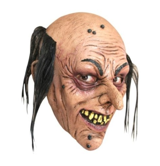 Wizard Junior Latex Mask