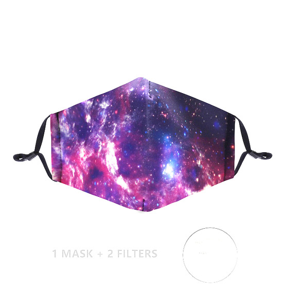 Starry Sky Face Mask
