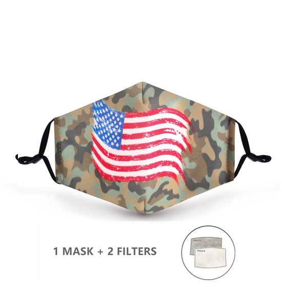 USA Army Face Mask