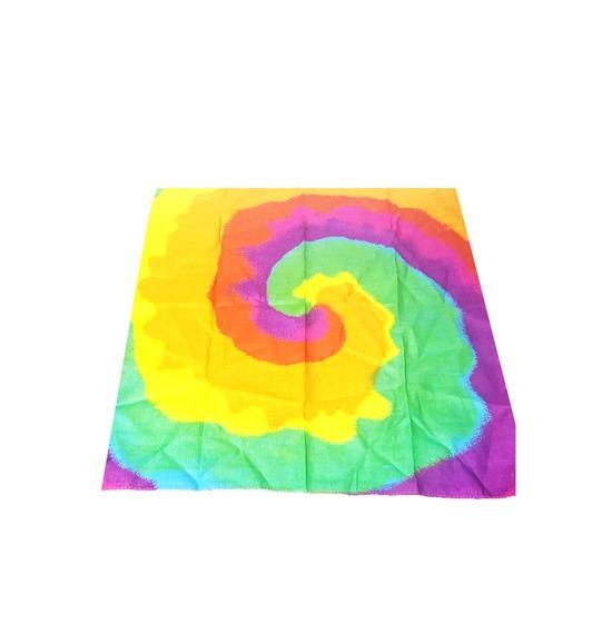 Hippy Swirl Bandana