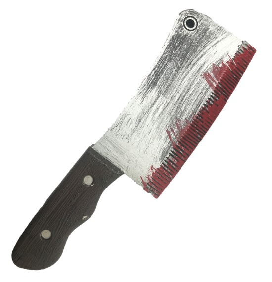 Mini Butcher Knife Prop