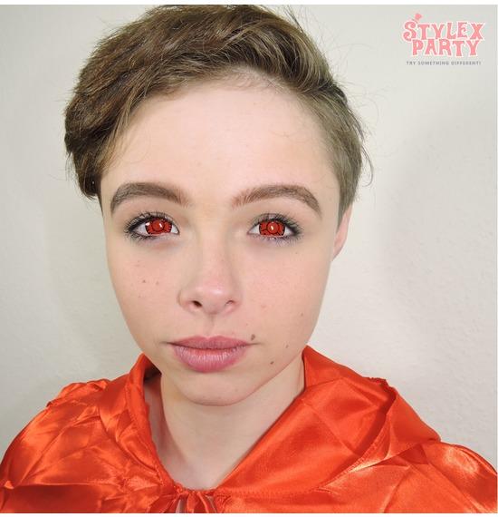 Blind Volturi Vampire Contact Lenses