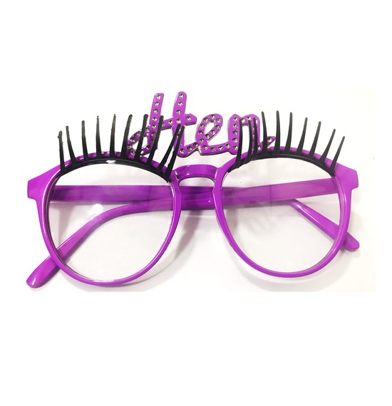 Hen Night Lashes Glasses