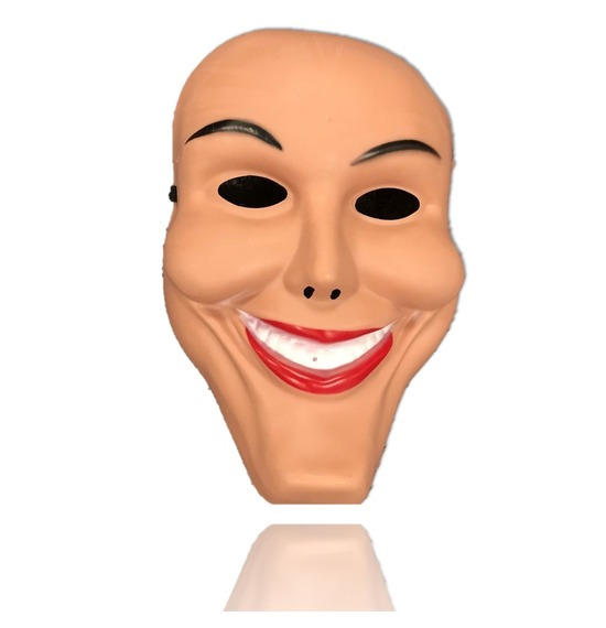 Female Smile Mask