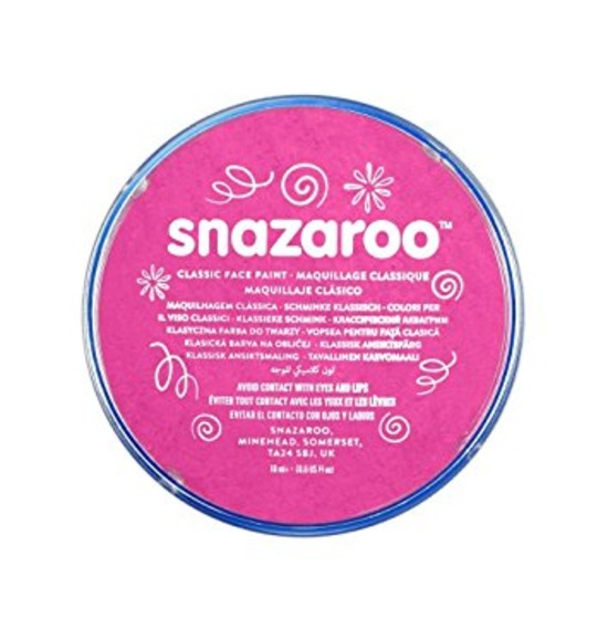 Snazaroo Face Paint Bright Pink
