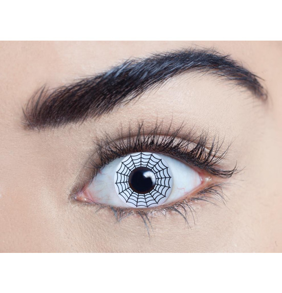 Mesmereyez Spider Contact Lenses