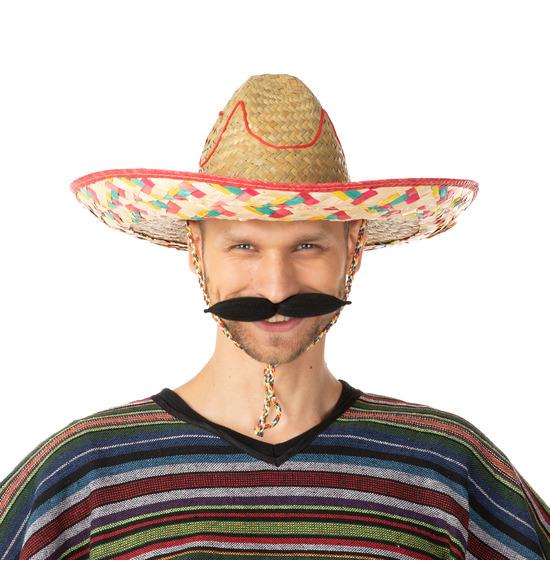 Classic Mexican Sombrero Hat