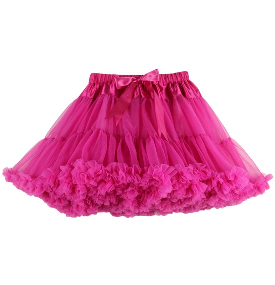 Luxury Bright Pink TUTU