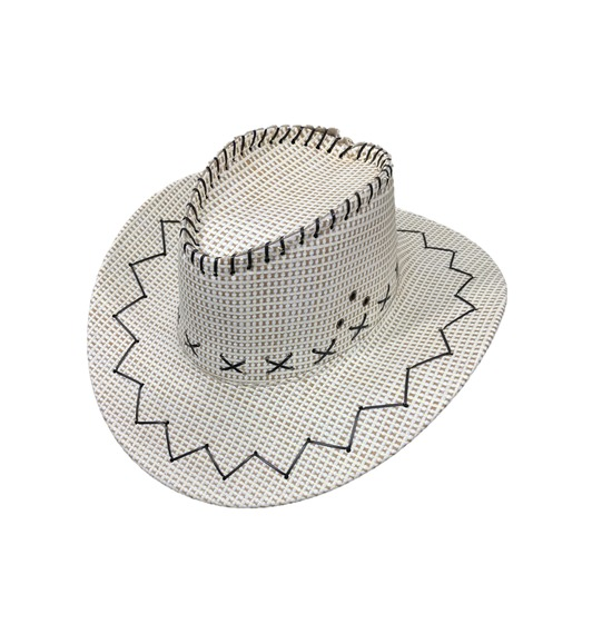 Pattern 1 Cowboy Hat