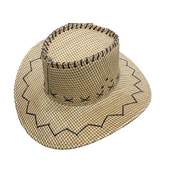 Pattern 2 Cowboy Hat