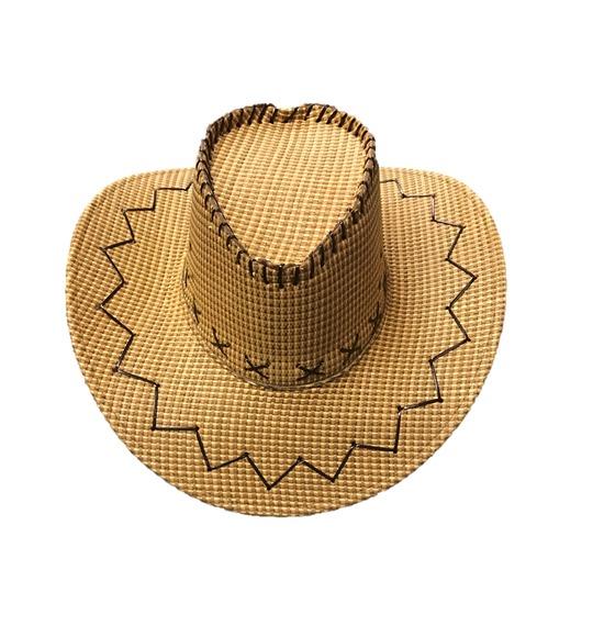 Pattern 3 Cowboy Hat