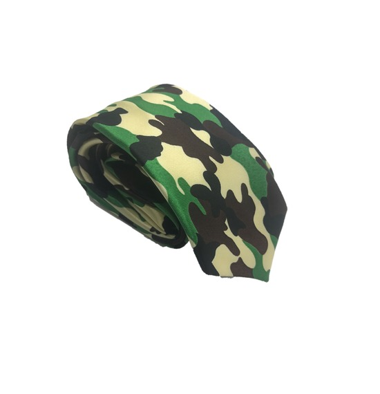 Army Long Tie