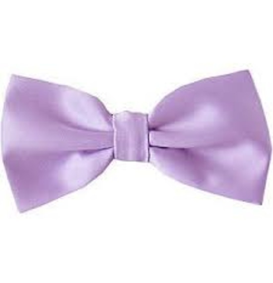 Purple Bow Tie
