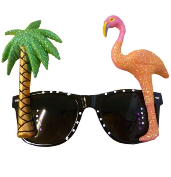 Palm Tree Glasses
