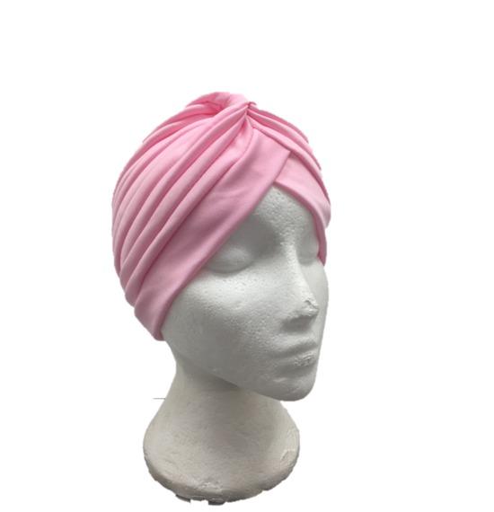 Baby Pink Turban