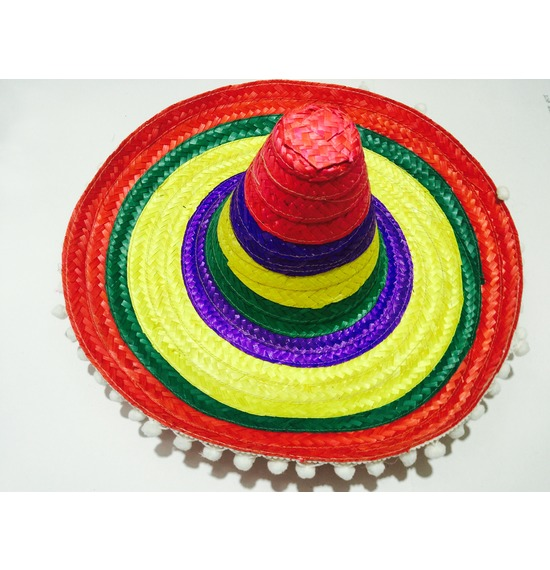 Multi Mexican Sombero