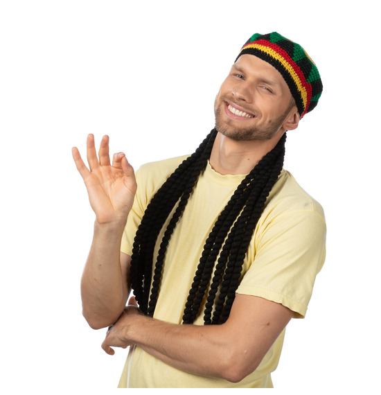Rasta Hat Hand Made