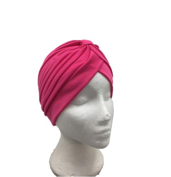 Bright Pink Turban
