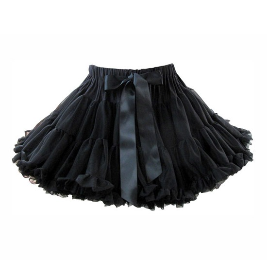 Luxury Black TUTU