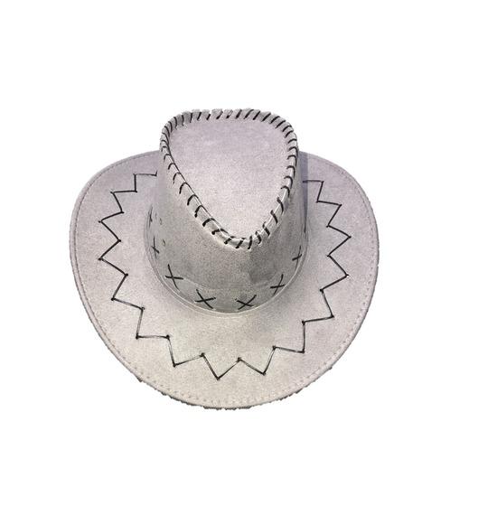 Grey Cowboy Hat