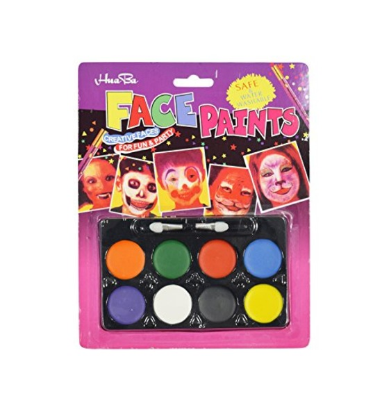Pack of 8 Face Paint