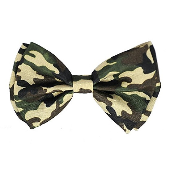 Army Bow Tie