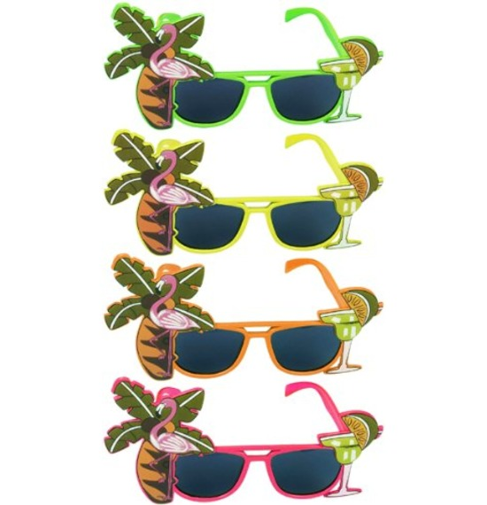 Assorted Hawaiian Glasses