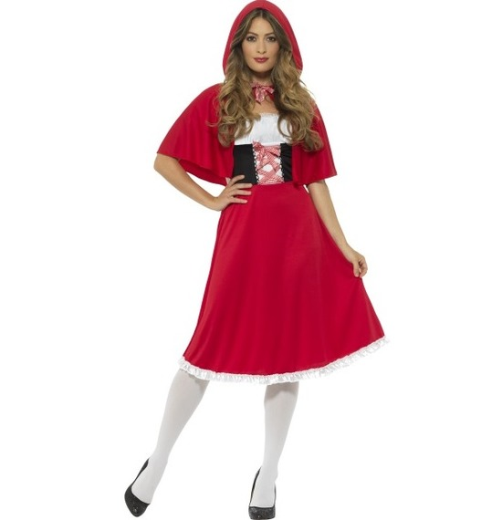 Red Riding Hood Long Costume