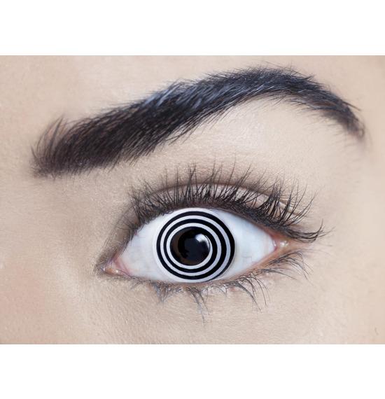 Mesmereyez Psycho Contact Lenses