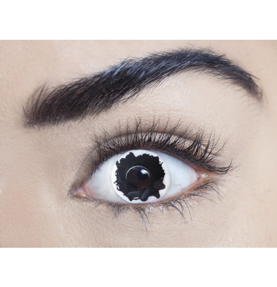 Mesmereyez Mini Sclera Corruption Contact Lenses
