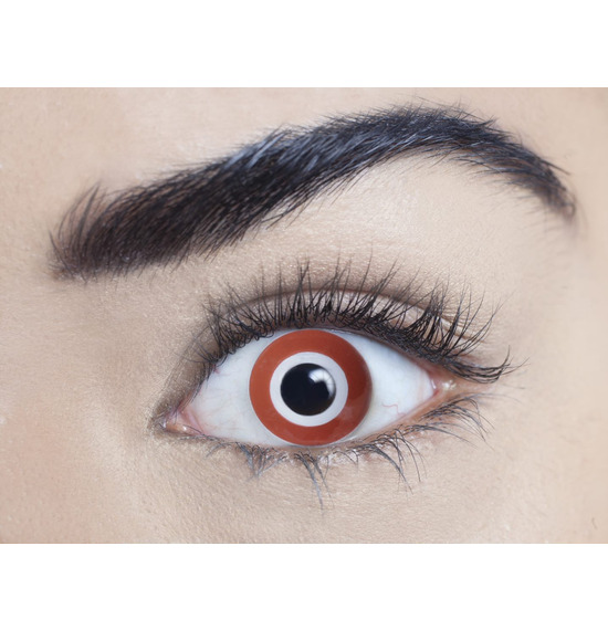Mesmereyez Assassin Contact Lenses