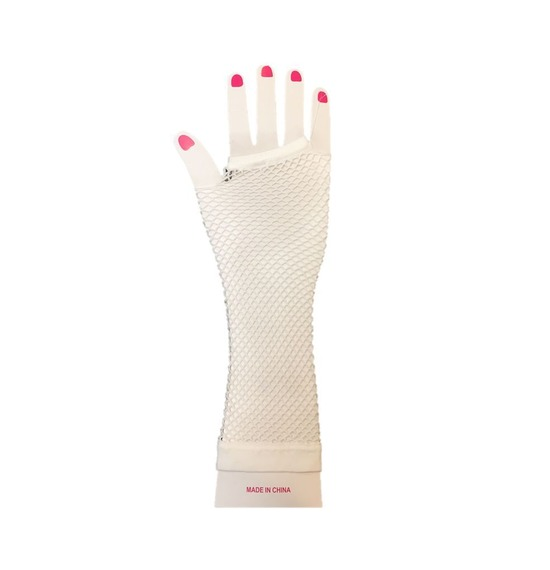 80's White Gloves