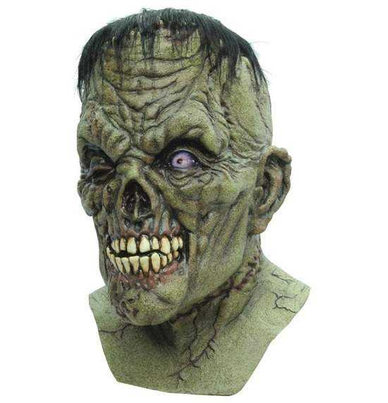 Zombie Monster Latex Mask