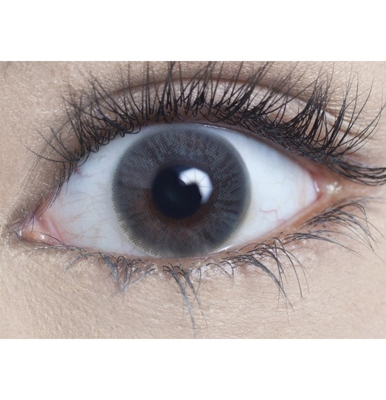 Pearl Grey Contact Lenses