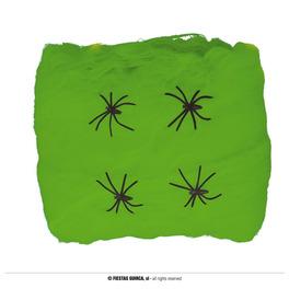 Cobweb Decoration, Green