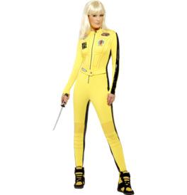 Smiffys Kill Bill Costume