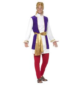 Smiffys Arabian Prince Costume